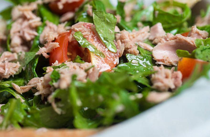 tonijn-salade